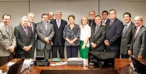 De acordo com os participantes da reunião, a presidente Dilma foi receptiva às ponderações das entidades médicas